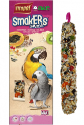 Smackers Fruit Parrot Maxi Twin Pack