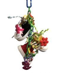 Boogie Shoes by What the Flock Bird Toys