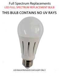 Featherbrite LED Full Spectrum Replacement Bulb