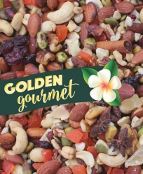 Golden Gourmet Spice & Nut PLUS Blend 5lb Bag