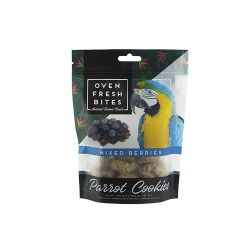 Oven Fresh Bites Parrot Cookies Mixed Berry 4oz
