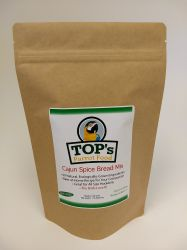 TOPS Cajun Spice Bird Bread MIx 1.35# Bag
