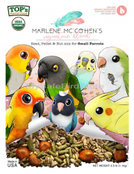 TOPS Marlene McCohen's Blend for Sm Birds 2.5# Bag
