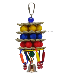 Palm Tower by Made in the USA Bird Toys