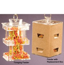 Foraging Box Feeder by Creative Foraging