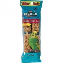 Kaytee Forti Diet Honey Treat Parakeet Value Pack