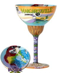 Margaritaville Margarita Glass