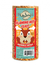 Mr. Bird Flaming Hot Feast Cylinder Small