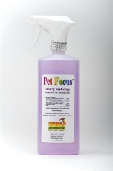 Pet Focus Ready to Use Spray 32 oz