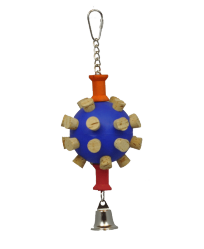 Pin Head by Made in the USA Bird Toys