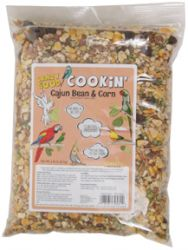 Crazy Good Cookin' Cajun Bean 3# Bag