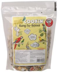 Crazy Good Cookin' Kung Fu Licious 12oz Bag