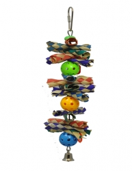 Colored Pointing Fingers Made in the USA Bird Toys