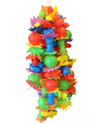 Flower Power by Made in the USA Bird Toys