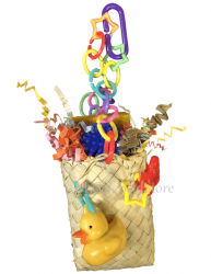 Just Beachy by What The Flock Bird Toys