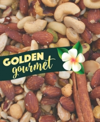 Golden Gourmet Spice & Nut Blend 5lb Bag