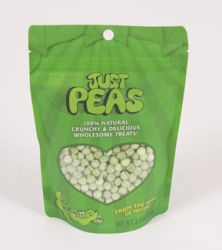 Just Tomatoes Peas 8 ounce large Pouch