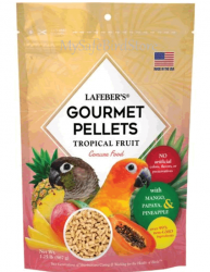 Lafebers Tropical Fruit Conure Pellets 1.25#