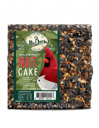 Mr. Bird Nut Cake Small