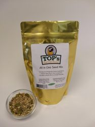 TOPS All In One Seed Mix 10# Bag